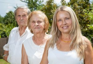 Family Caregiver With Aging Patents