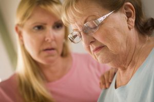 Mom has Alzheimer's Disease