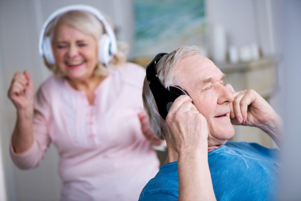 dementia and anxiety music can help