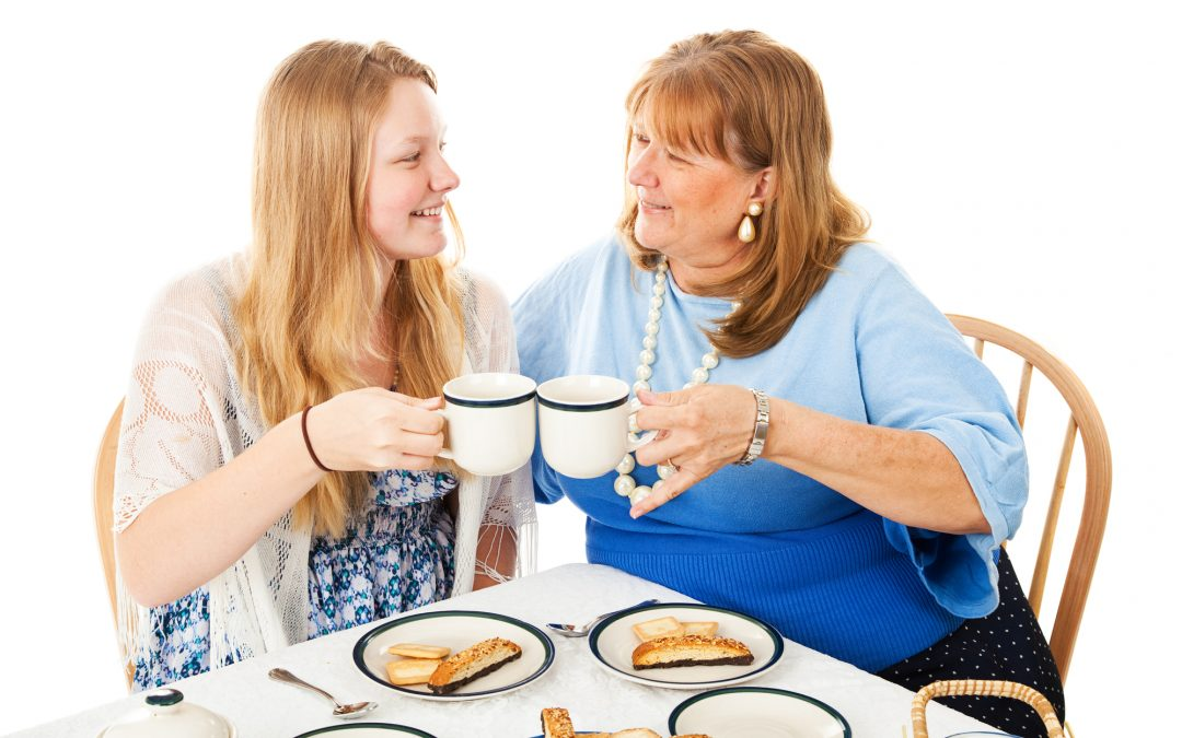 Accepting Alzheimer's- When Mom is No Longer Mom