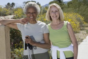 Walking to Reduce Caregiver Stress