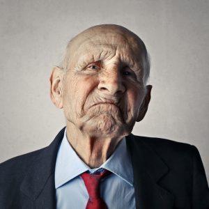 Parkinson's Disease Masked Face