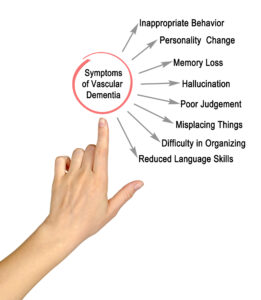 Symptoms of Vascular Dementia