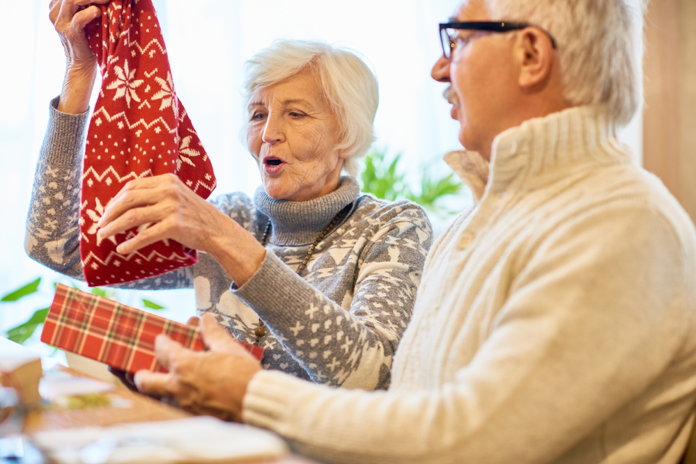 Dementia- friendly Gifts For Christmas