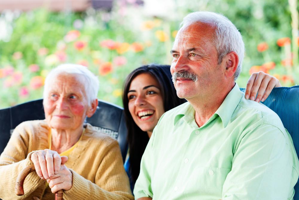 2 parents with dementia