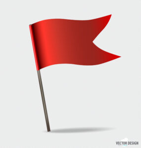 Red Flags Time for Memory Care
